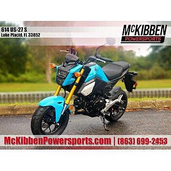 2020 Honda Grom for sale 201023557