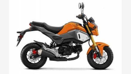 2020 Honda Grom for sale 201025741