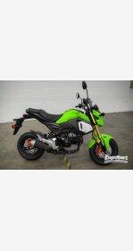 2020 Honda Grom for sale 201039181