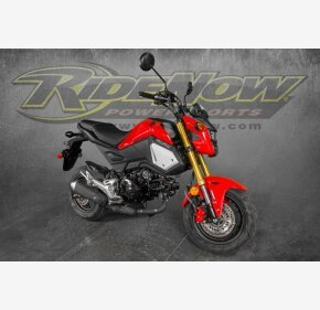 2020 Honda Grom ABS for sale 201045401