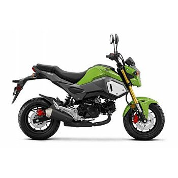2020 Honda Grom for sale 201050160