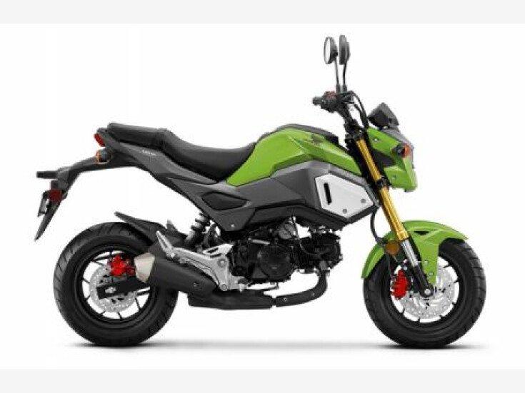 2020 Honda Grom for sale 201050160