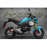 2020 Honda Grom for sale 201061377