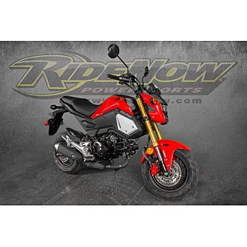 2020 Honda Grom for sale 201065206