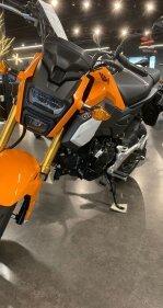 2020 Honda Grom for sale 201075269