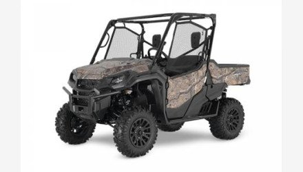 2020 Honda Pioneer 1000 Deluxe for sale 200922845
