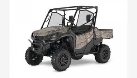 2020 Honda Pioneer 1000 Deluxe for sale 200938631
