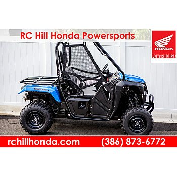 2020 Honda Pioneer 500 for sale 200777092