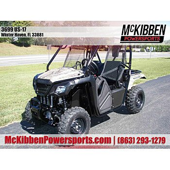 2020 Honda Pioneer 500 for sale 200879446