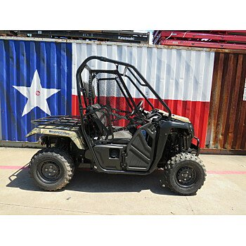 2020 Honda Pioneer 500 for sale 200935810
