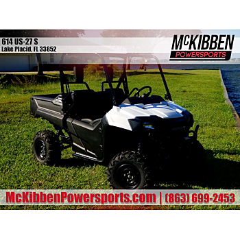 2020 Honda Pioneer 700 for sale 200818707