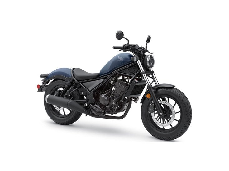 2020 Honda Rebel 300 300 specifications