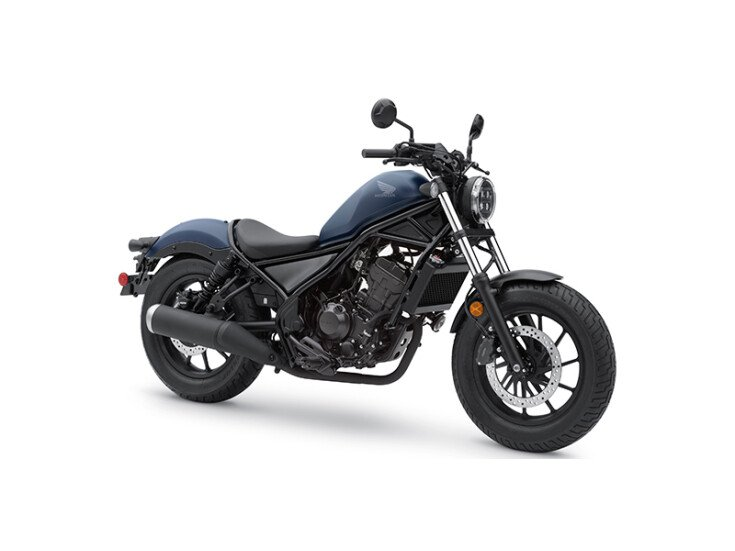 2020 Honda Rebel 300 ABS specifications