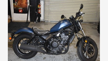 2020 Honda Rebel 500 for sale 200953086