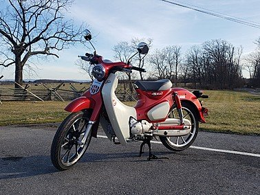 2020 Honda Super Cub C125 for sale 200852421
