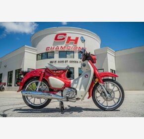 2020 Honda Super Cub C125 for sale 200892065