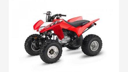 2020 Honda TRX250X for sale 200939745