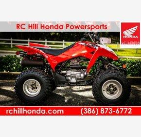 2020 Honda TRX250X for sale 200942263