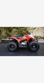 2020 Honda TRX90X for sale 200982591