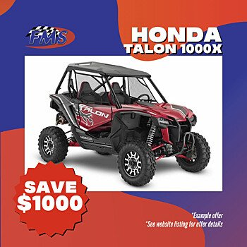 2020 Honda Talon 1000X for sale 200858019