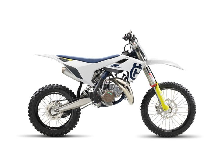 2020 Husqvarna TC85 17/14 specifications