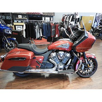 2020 Indian Challenger Premium w/ABS for sale 200851689