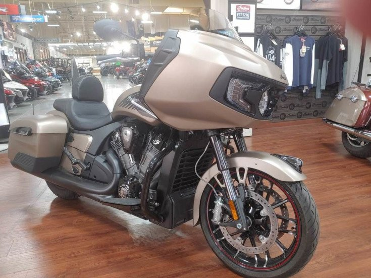 2020 Indian Challenger Dark w/ ABS for sale 201147051