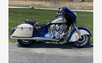 2020 Indian Chieftain Classic for sale 200952915