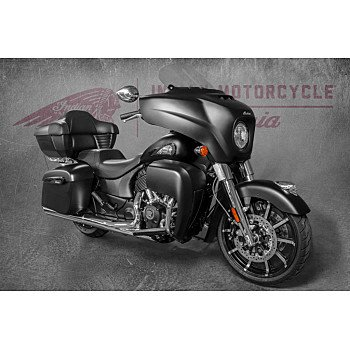 2020 Indian Roadmaster Dark Horse for sale 200927420