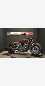"2020 Indian Scout Bobber ""Authentic"" ABS for sale 200806336"