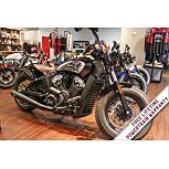 """2020 Indian Scout Bobber """"Authentic"""" ABS for sale 200806346"""