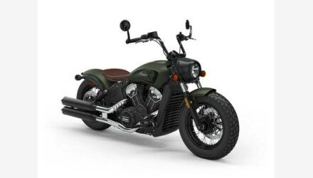 """2020 Indian Scout Bobber """"Authentic"""" ABS for sale 200809135"""