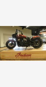 """2020 Indian Scout Bobber """"Authentic"""" ABS for sale 200824103"""