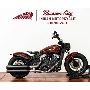 """2020 Indian Scout Bobber """"Authentic"""" ABS for sale 200867305"""