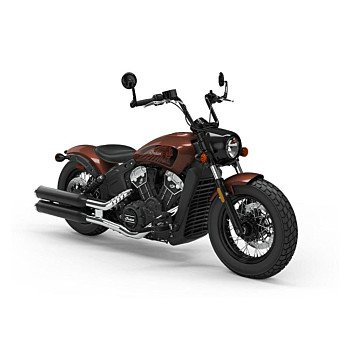 """2020 Indian Scout Bobber """"Authentic"""" ABS for sale 200883226"""