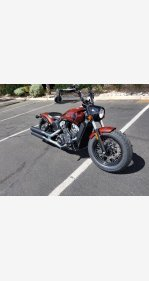 "2020 Indian Scout Bobber ""Authentic"" ABS for sale 200892604"