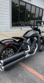 "2020 Indian Scout Bobber ""Authentic"" ABS for sale 200925867"