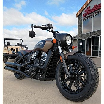 2020 Indian Scout Bobber ABS for sale 200939913