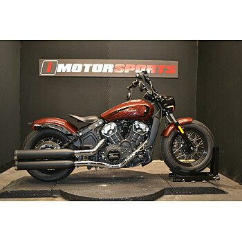 """2020 Indian Scout Bobber """"Authentic"""" ABS for sale 200946169"""