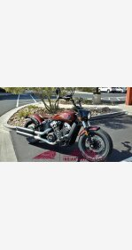 """2020 Indian Scout Bobber """"Authentic"""" ABS for sale 200993023"""