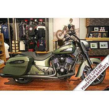 2020 Indian Springfield Dark Horse for sale 200805332