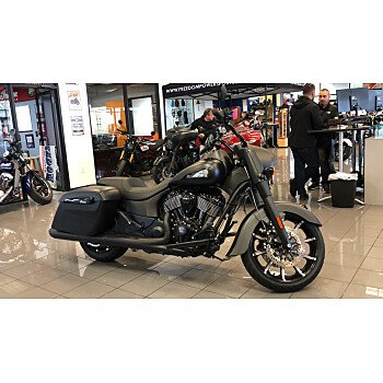 2020 Indian Springfield Dark Horse for sale 200830434