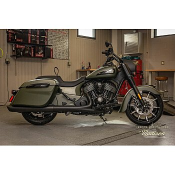 2020 Indian Springfield Dark Horse for sale 200845180