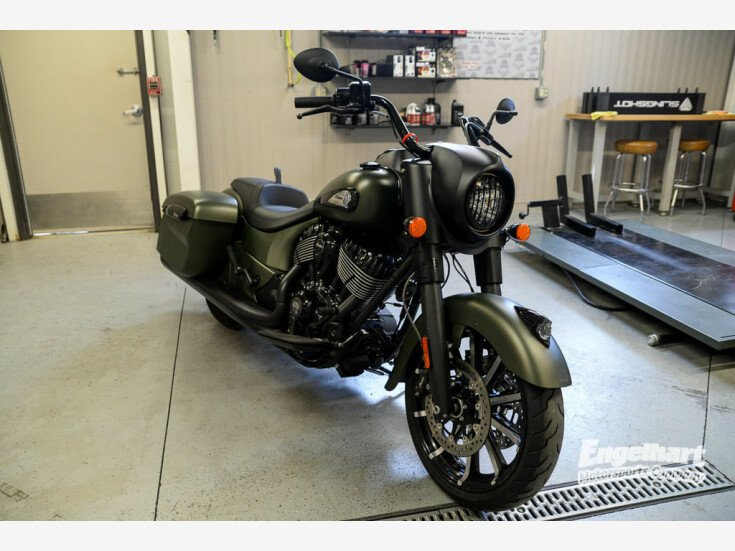 2020 Indian Springfield Dark Horse for sale 201156893