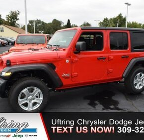 2020 Jeep Wrangler for sale 101220441