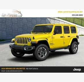 2020 Jeep Wrangler for sale 101222704