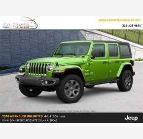 2020 Jeep Wrangler for sale 101222709