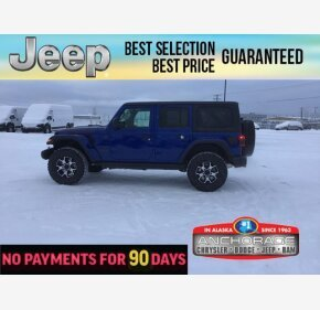 2020 Jeep Wrangler for sale 101254626