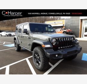 2020 Jeep Wrangler for sale 101255872
