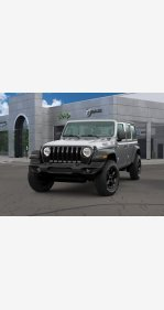 2020 Jeep Wrangler 4WD Unlimited Sport for sale 101255879